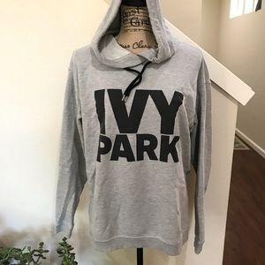 Ivy park hoodie in gray